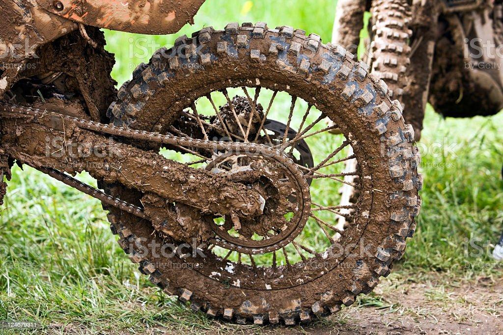 Motocross, Wheel stock photo