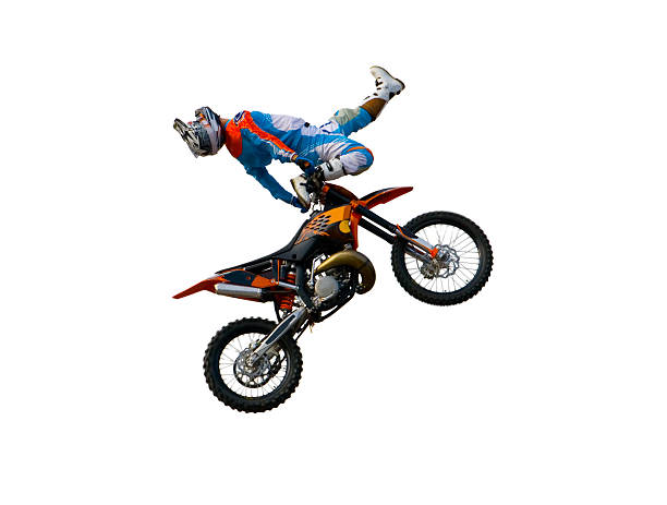 motofreestyle stock photo
