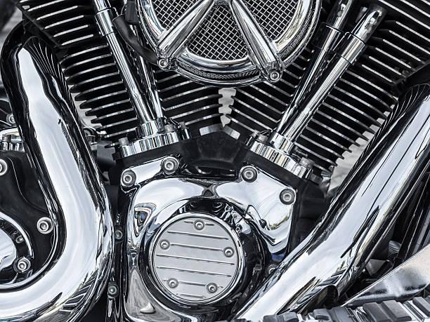 Motor Cross-detail-Motor block – Foto