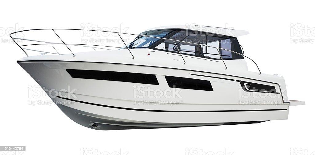 motor boat bildbanksfoto