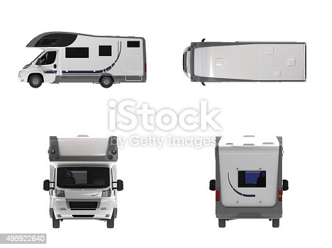 istock Motor Home(XXXXXL) 495922640