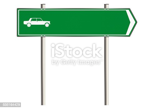 istock Motor insurance sign 535164429
