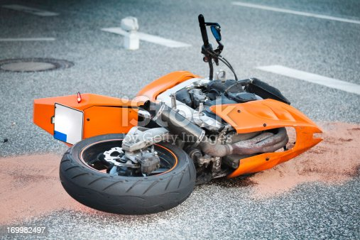 istock motorcycle accident 169982497