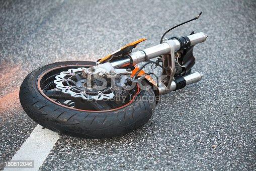 508966965 istock photo motorcycle accident 180812046