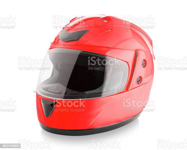 Motorcycle helmet over isolate on white picture id842420820?b=1&k=6&m=842420820&s=612x612&h=qv0l kdkfd073x 7ubyfevvgc7woidgrllljuvytsjs=