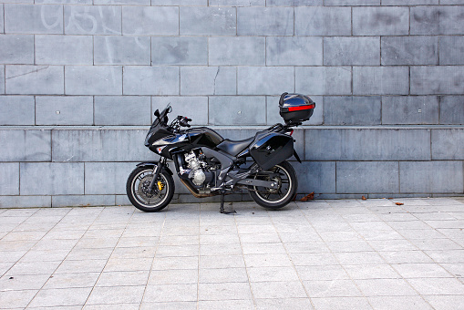 Motorcycle Honda.