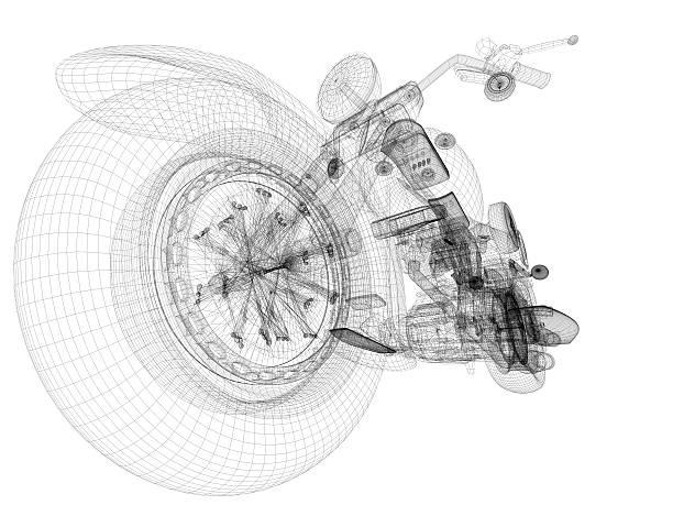 モーターサイクル ストックフォト
