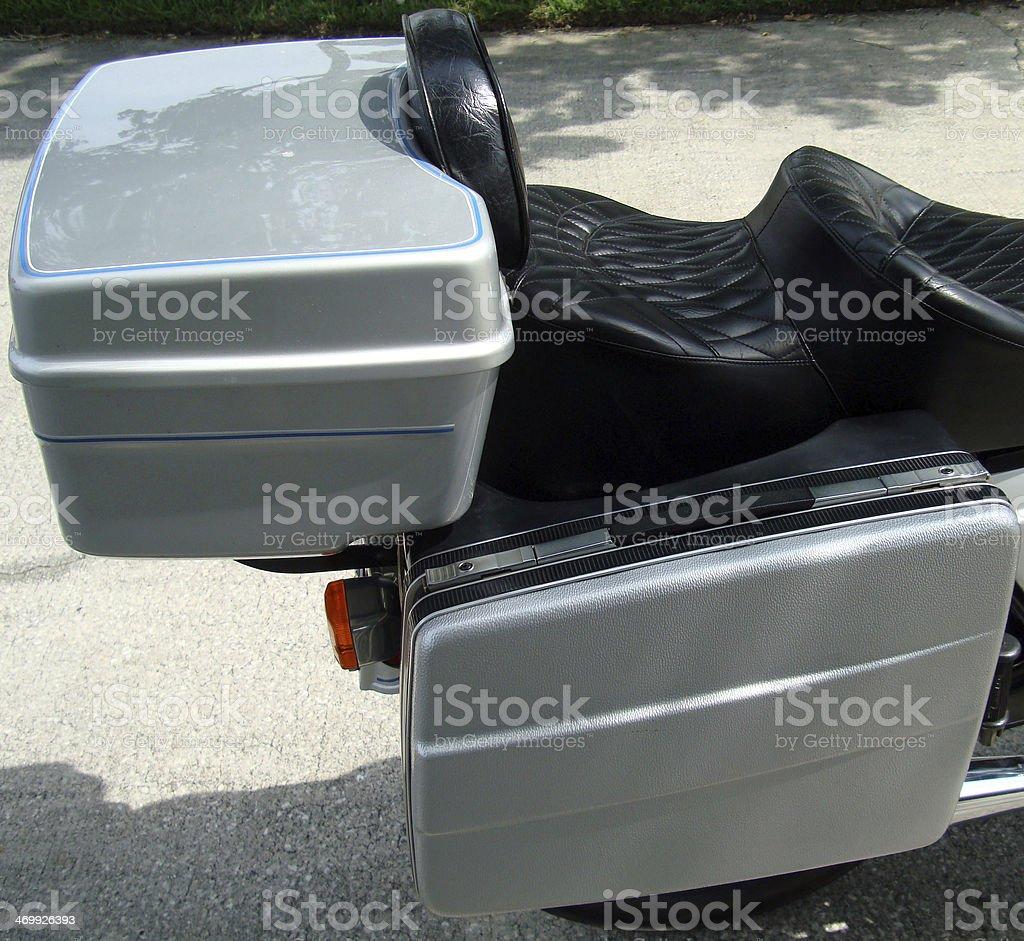 Motocicleta - foto de stock
