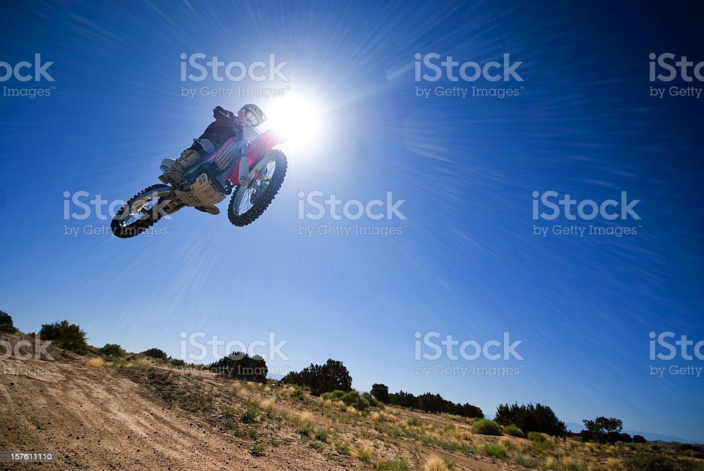 motorcycle riding! royalty-free stock photo