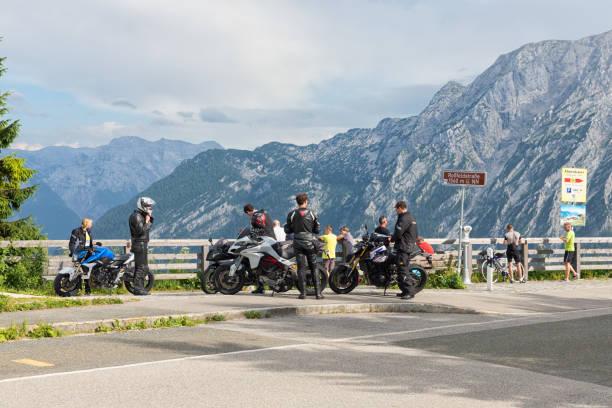 Royalty Free Parking Lot Sign Motorcycle Motorbike Park Motor Bike