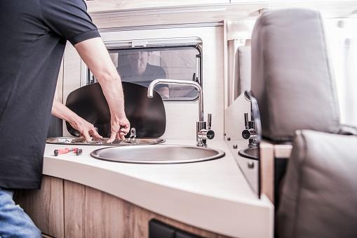 istock RV Motorhome Stove Repair 1170273792