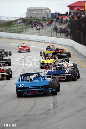 173015172 istock photo Motorsports-following pace car 184944662