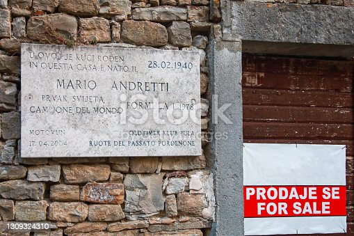 istock Motovun city, Croatia, monument 1309324310
