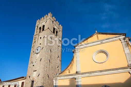 istock Motovun, Croatia, lockdown 2019 1309324289