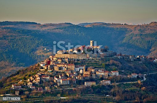 948424058istockphoto Motovun - Small Town on the hill 537716329