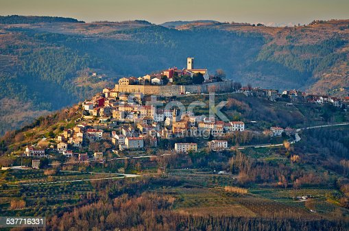 948424058istockphoto Motovun - Small Town on the hill 537716331