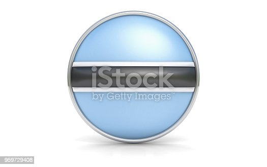 istock Motswana flag 959729408