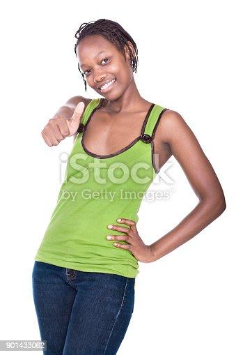 166407266 istock photo Motswana young woman 901433062