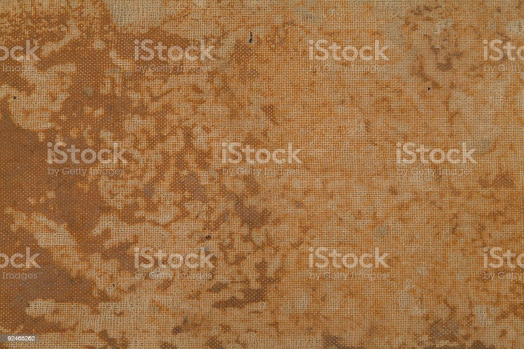 mottled cloth cover royalty-free stock photo