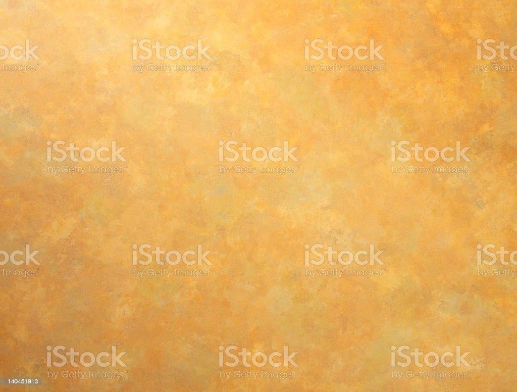 Mottled Gold royalty-free stock photo