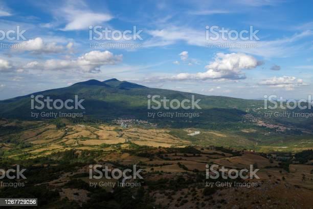 Mount Amiata - Стоковые фото Без людей роялти-фри