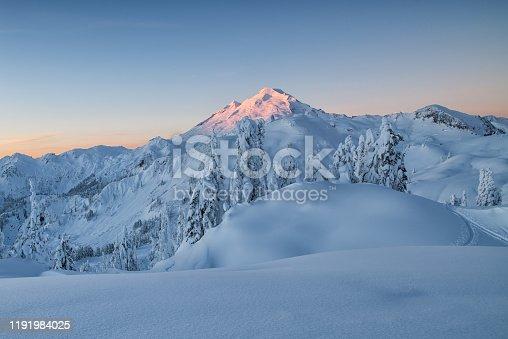 Mt Baker, Washington
