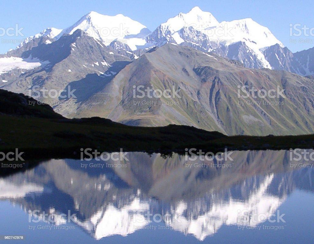 Mount Belukha, Altai, Sibirien, Russland – Foto