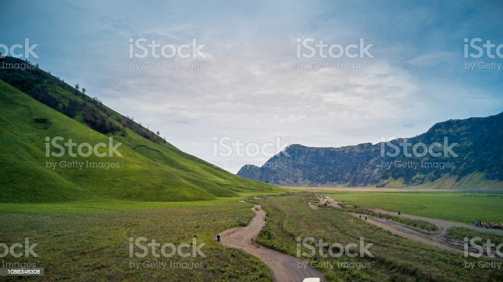 Mount Bromo Malang East Java Indonesia Stock Photo Download Image Now Istock