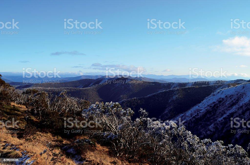Mount Buller - VIC - Australia stock photo