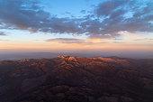 istock Mount Charleston Nevada Sunset 1282528994