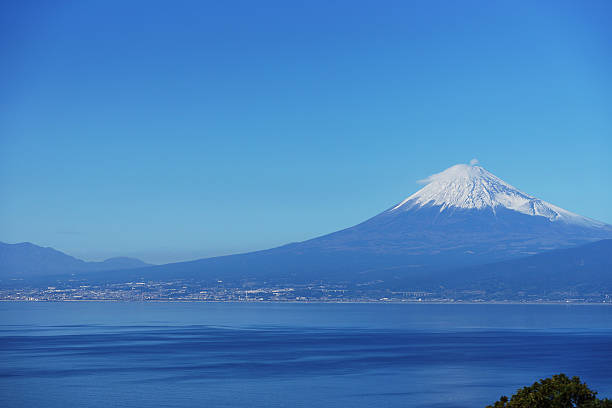 Mount Fuji which I watched from Izu Peninsula – Foto
