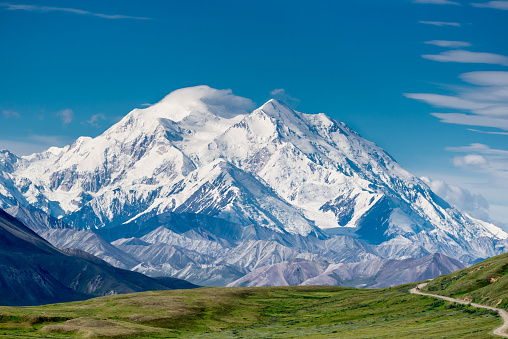 Mount Mckinley Stock Photo - Download Image Now