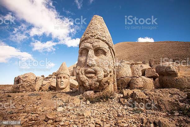 Photo of Mount Nemrut