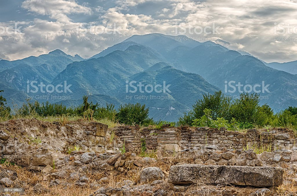 Mount Olympus and Dion, Greece – Foto