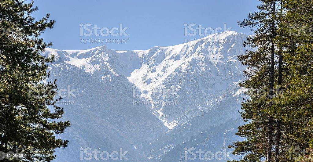 Mount Olympus Griechenland – Foto
