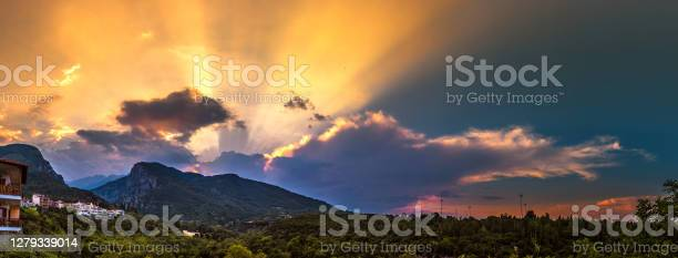 Photo of Mount Olympus in Greece