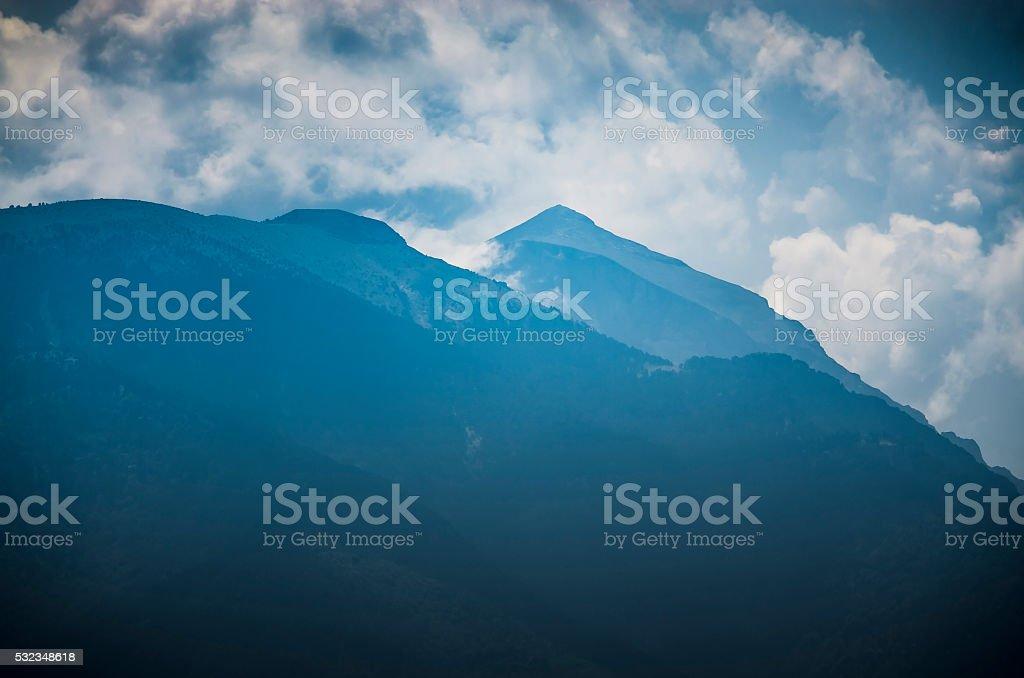 Gipfel Olymp – Foto