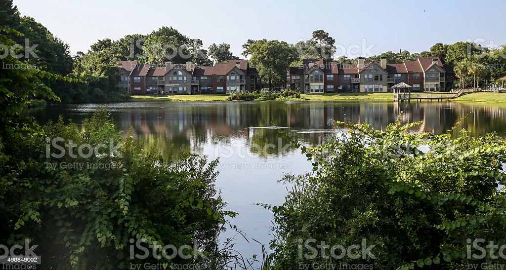 Mount Pleasant, South Carolina stock photo