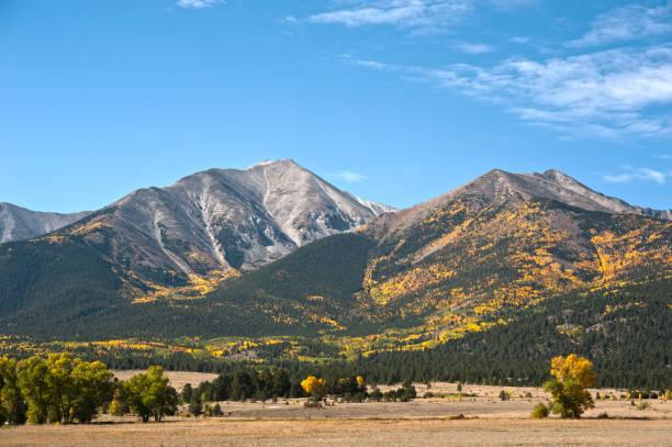 Mount Princeton Autumn Colors
