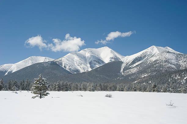 Mount Princeton Snow in Spring