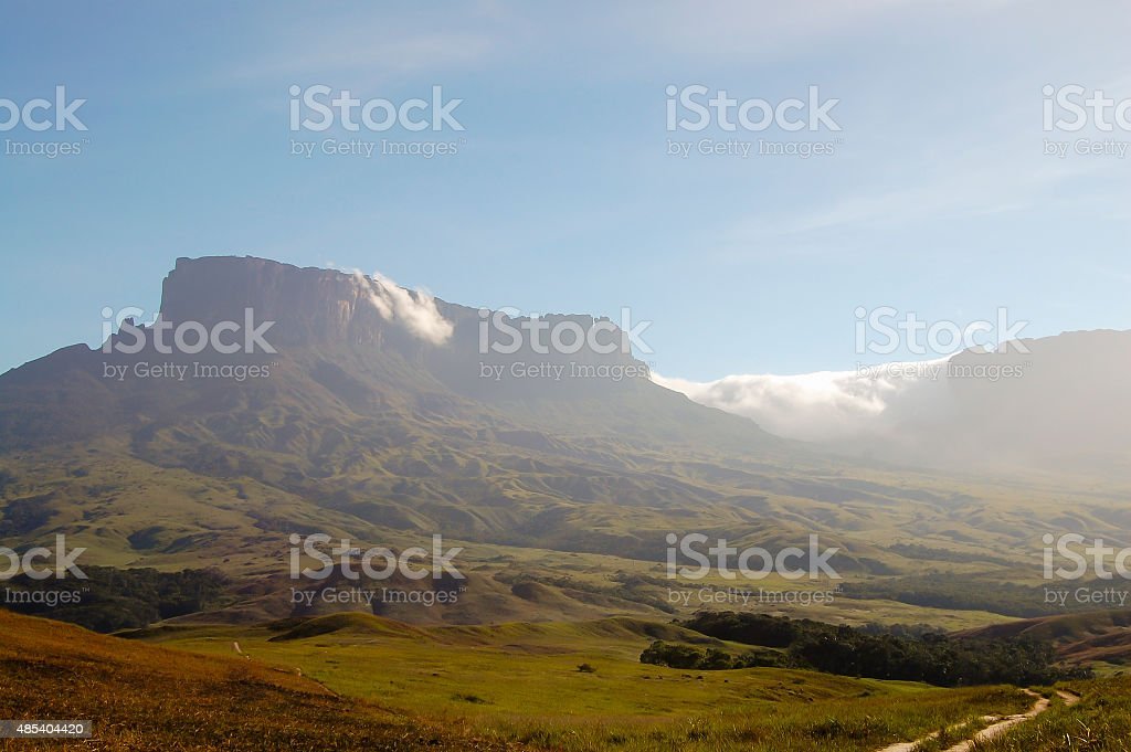 Mount Roraima - Venezuela stock photo