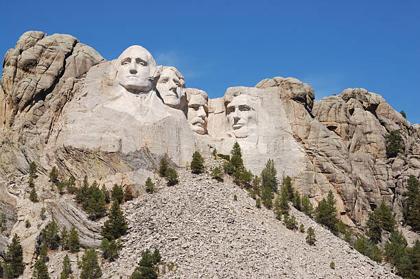 Mount Rushmore National Monument  mount rushmore stock pictures, royalty-free photos & images