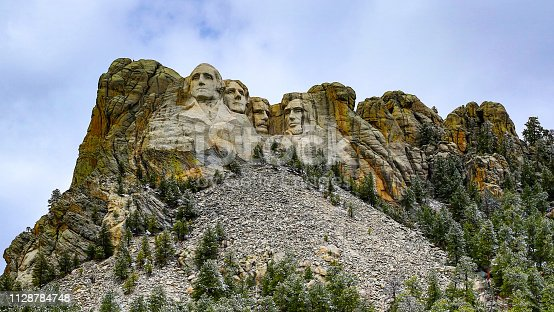 Mount Rushmore  at South Dakota