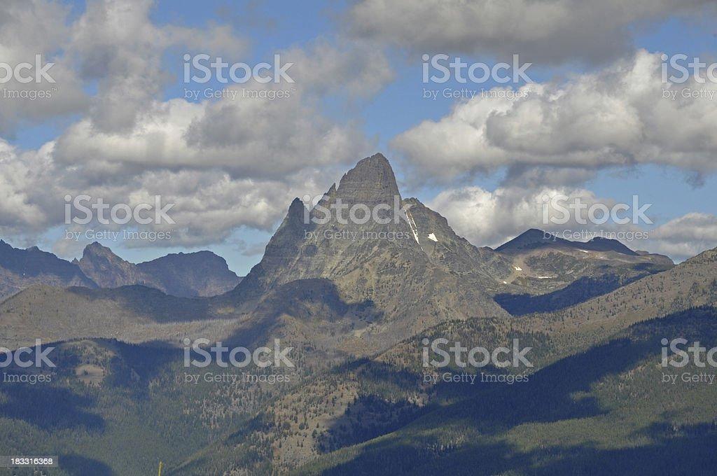 Mount Saint Nicholas royalty-free stock photo