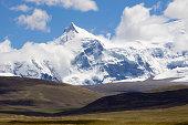 istock Mount Shishapangma landscape 517853475