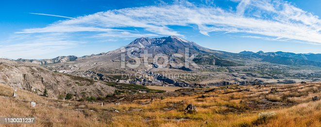 Mount St Helens view