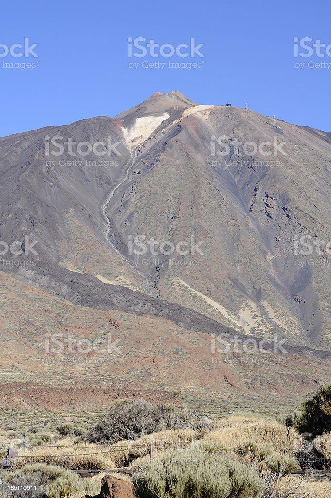 Berg Teide – Foto