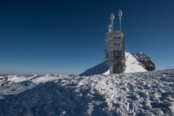 mount titlis swiss alps – Foto
