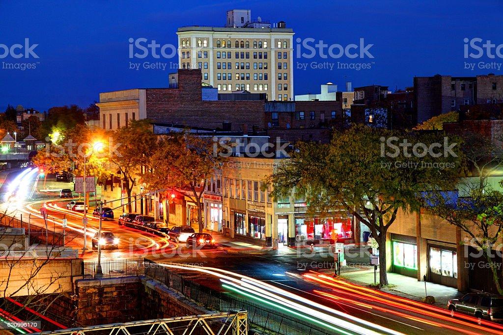 Mount Vernon, New York stock photo