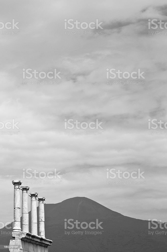 Berg Vesuv – Foto